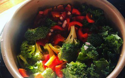 Low Calorie High Nutrients Vegetable Soup