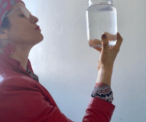 Chemotherapy and Water Fasting